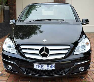 2011 Mercedes-Benz B180 low KM and as new condition Endeavour Hills Casey Area Preview