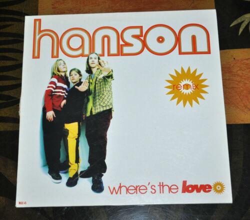 RARE Hanson Where