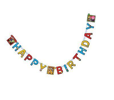 Super Mario Birthday Party - Mario Birthday Banner