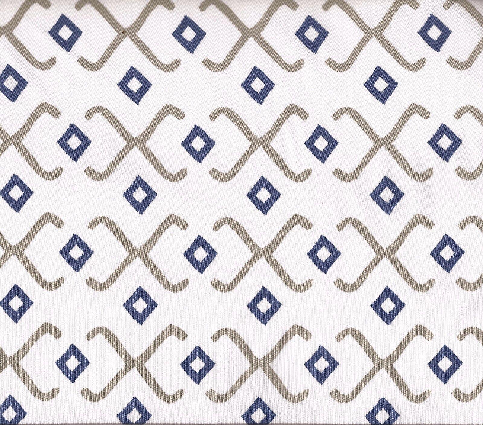 "Blue White Gray Body Pillow Cover Case for 20"" X 52""  Pi"