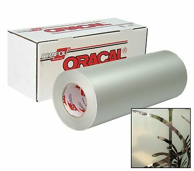 Oracal 8710 Frosted Translucent White Etched Glass Window Vinyl Roll 20 X 1...