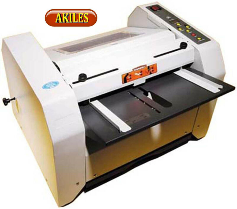 Akiles BookletMac Booklet Maker Semi Automatic Folder Stitcher Stapler ( New )