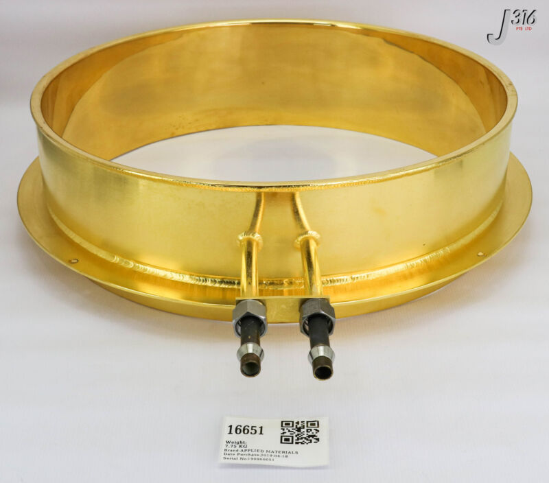 16651 Applied Materials Epi 300mm Reflector, Lower, 425mm -