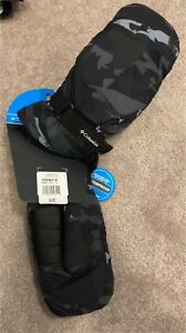 Columbia Boys winter mitts- BRAND NEW in package
