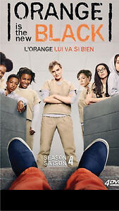 L'orange lui va si bien /Orange is the new black saison 4