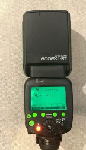 Canon Speedlite 600EX II-RT Shoe Mount Flash for Canon Mint