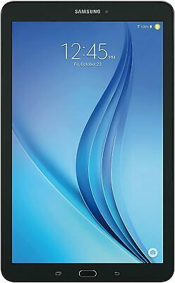 Samsung Galaxy Tab E 9.6 SM-T560 16GB Wi-Fi Tablet 9.6in Black