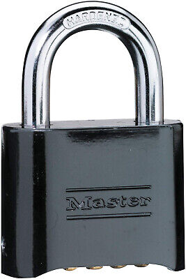 1 Pack Master Lock 178d Set Your Own Combination Padlock