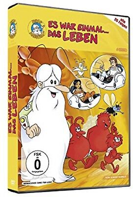 6' - Box (Es war einmal ... Das Leben Box Gesamtbox 6 DVDs NEU OVP Alle 26 Folgen)