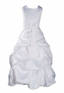 New-White-Bridesmaid-Holy-Communion-Dress-12-13-Years