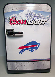 Fridgemaster Coors Light Beer Cooler Mini Fridge Buffalo