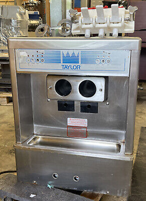 Taylor 161-27 Dual Soft Serve Ice Cream Frozen Yogurt Froyo Machine