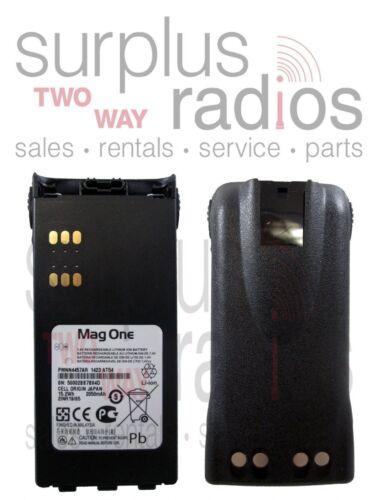 Motorola MagOne Battery PMNN4457AR LI-ION HT1250LS MTX950 MTX9250 MTX8250 HT750