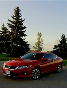 ONE OWNER Low Km Great Condition 2014 Honda AccordEx