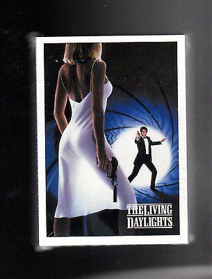 2016 James Bond Archives  Spectre Edition The Living Daylight 55 card set