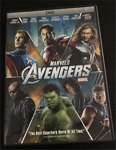DVD Marvel - The Avengers