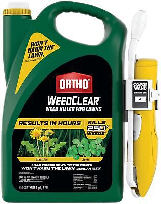 Ortho WeedClear Weed Killer for Lawns: with Comfort Wand, Won