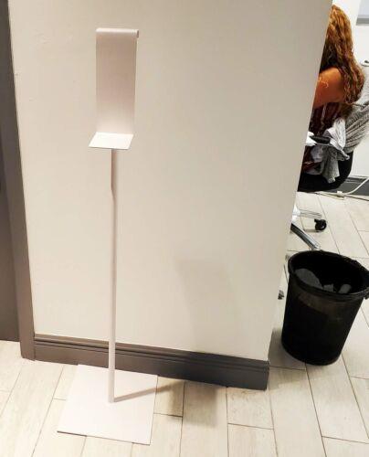 Metal Sanitizer Dispenser Stand /  Liquid Soap Stand