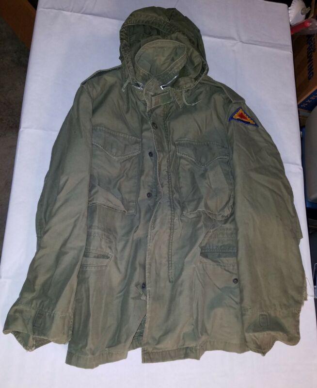 Vintage Seventh Army Field Jacket