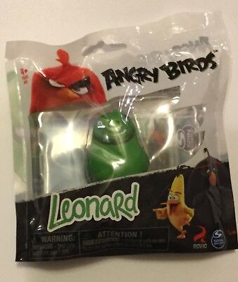 Angry Birds Movie 2016 The Leonard Resin Figure
