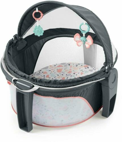 Fisher-Price On The Go Baby Dome, Multi-Color with FREE SHIPPING - LIGHT USE