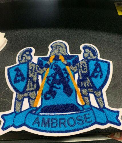 Chicago Street Gang AMBROSE Chenille Emblem