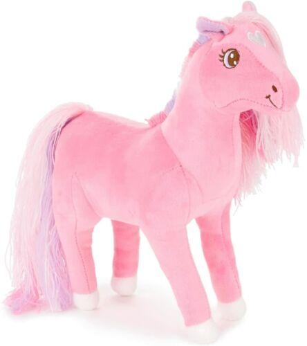 Hallmark Rainbow Brite Sunriser Horse Stuffed Animal Classic Plush Kids Gift NEW