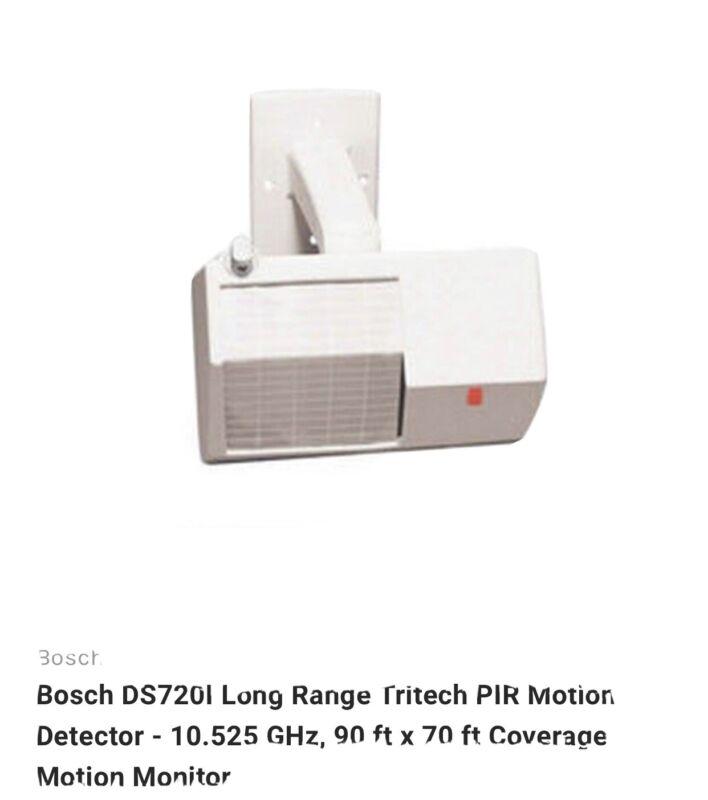 Bosch DS720i Long Range Tritech PIR Microwave/Motion Detector
