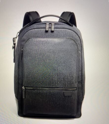 NWT Tumi Bradner Backpack Charcoal Ombr . Msrp 450 - $297.00