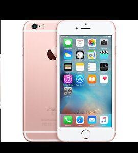 Urgent Recherche iphone 6s rose gold 32gb
