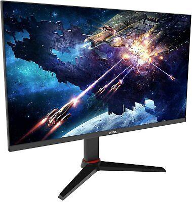 VIOTEK GFT27CXB 27-Inch 240Hz Gaming Monitor 1080p Full-HD G-Sync-Ready FreeSync