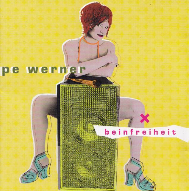 PE WERNER - CD - BEINFREIHEIT