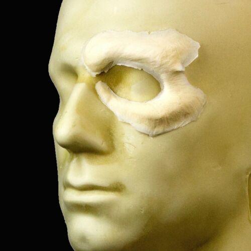 Rubber Wear Foam Latex Prosthetic - Zombie Eye Left FRW-074 - Makeup FX