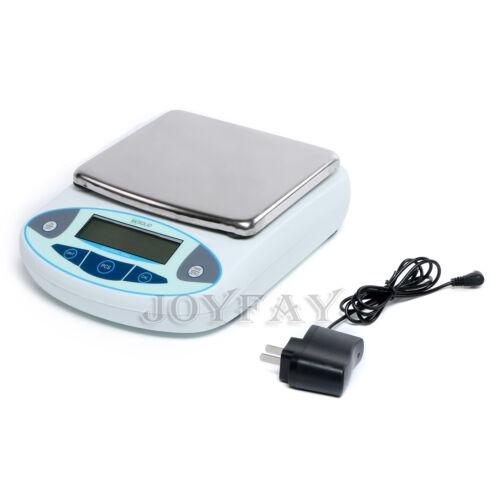 5000 x 0.01 g Analytical Balance 10 mg Lab Digital Precision Scale U.S. Solid®