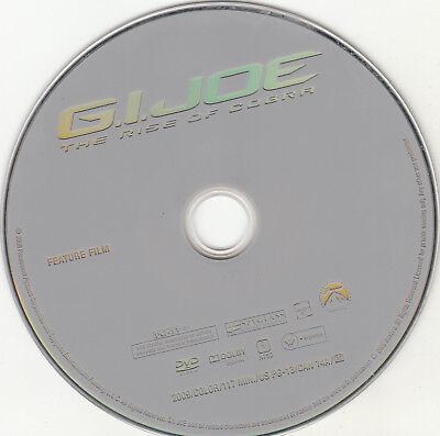 G.I. Joe: The Rise of Cobra (DVD, 2009) DISC ONLY