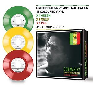 BOB MARLEY THE EARLY YEARS COLLECTION, 12 EXCLUSIVE 7