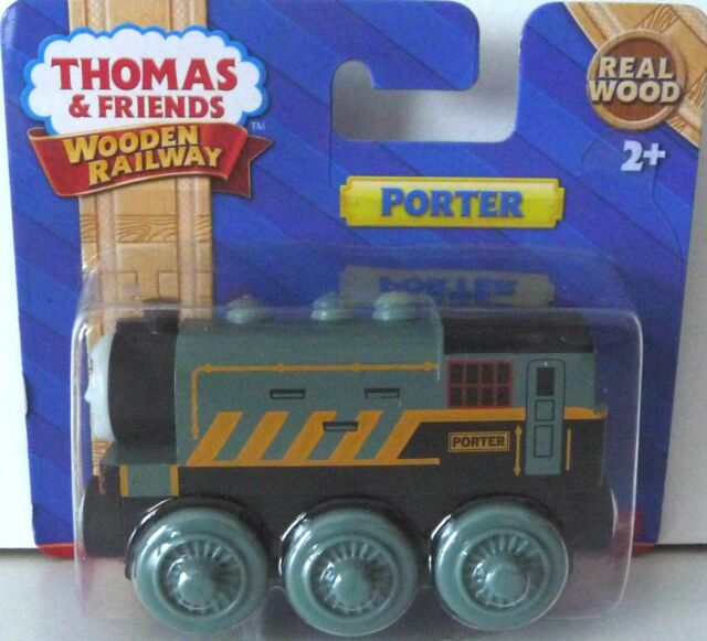 Thomas and Friends Wooden Porter