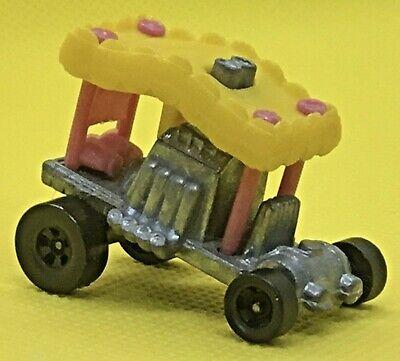 Vintage Hot Wheels Zowees Beddy Bye Car #4930 Hong Kong RARE HTF EUC
