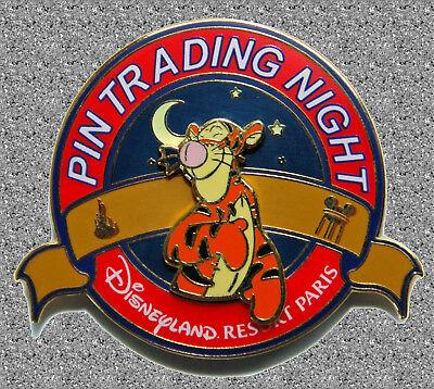Tigger Winnie the Pooh Pin Trading Night - DISNEY LE 400 DLP - Paris