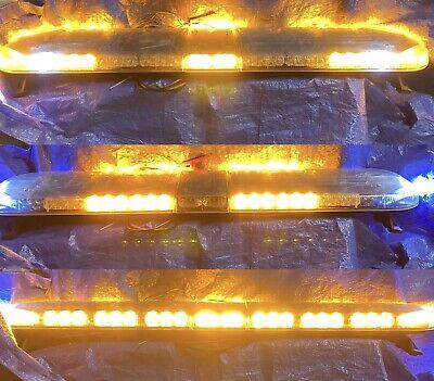Whelen Justice Jv Wecan Super Led Lightbar 24 Led Modules Low Profile Msrp 3439