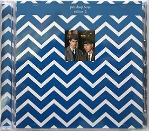 Pet Shop Boys - Editor 2 - Audio CD