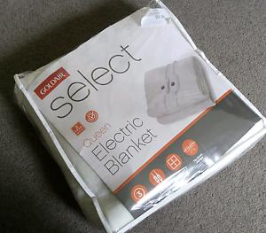 Electric blanket (new) Benalla Benalla Area Preview