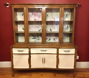 Refinished China Cabinet - PRICE DROP