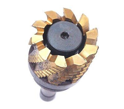Niagara M-42 Cobalt Roughing Shell End Mill 3 X2x1-14 W Nmtb 40 Tool Holder