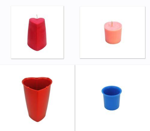 Candle+Mould+Set+x+2%2C+Valentine+Heart+Shaped+Mould+%26+Votive+Candle+Mould.+S7748