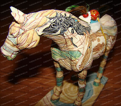 TOPP Fetish Pony (Trail of Painted Ponies by Westland 12221) 5E/0357 (Sandstone)