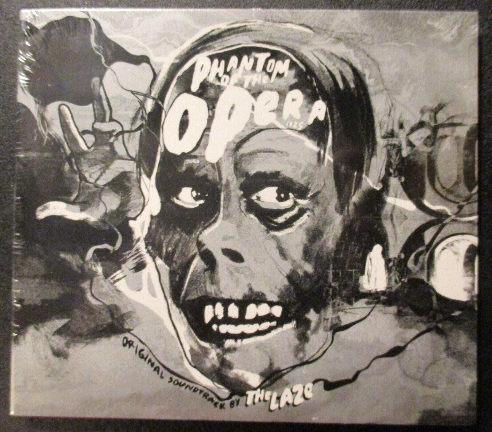 THE PHANTOM OF THE OPERA 1925 - Ltd Ed Original Soundtrack CD Music By THE LAZE - $12.95