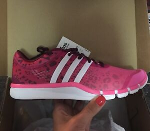 Woman's adidas running shoes