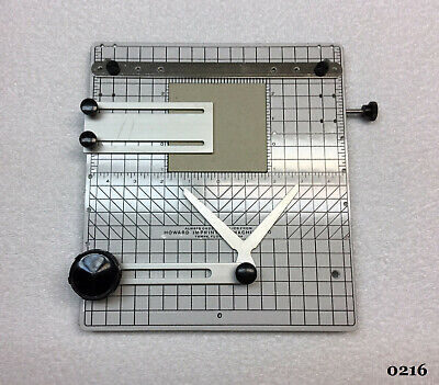 Howard Machine Personalizer - 10x11 Wt- Work Table - Hot Foil Stamping Machine