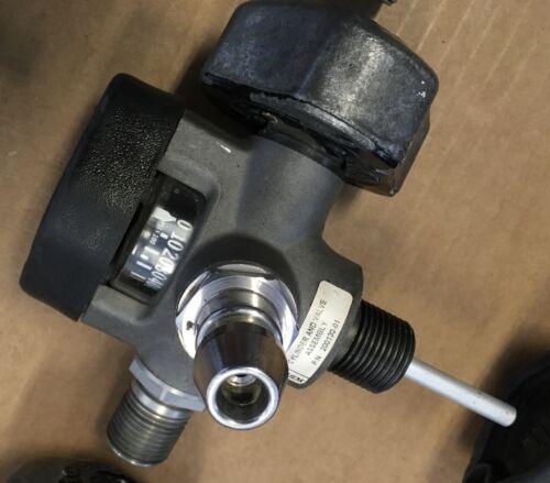 SCOTT SCBA NXG2 / NXG7 / X3 Valve 4500 PSI Snap Change Cylinder Valve Assembly